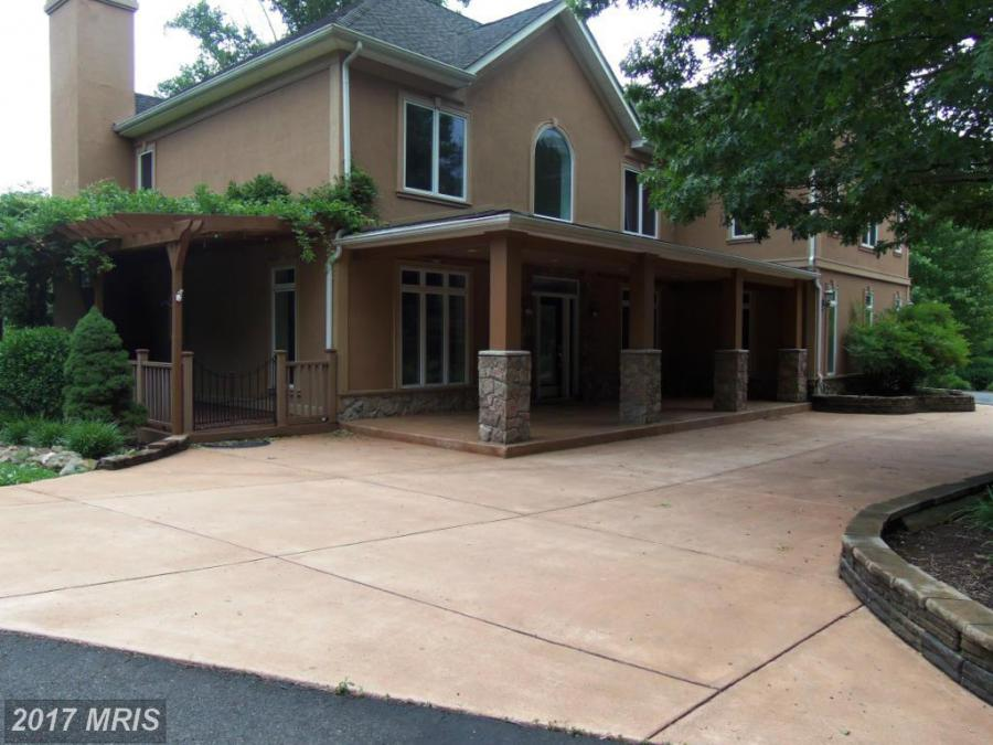 10242 CLIFF MILLS RD, Marshall in FAUQUIER County, VA 20115 Home for Sale