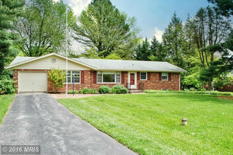 8102 BROADVIEW DR, Frederick in FREDERICK County, MD 21701 Home for Sale
